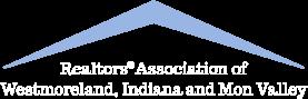 Realtors® Association of Westmoreland, Indiana and Mon Valley Logo